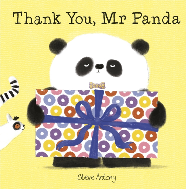 Cover for: Thank You, Mr Panda