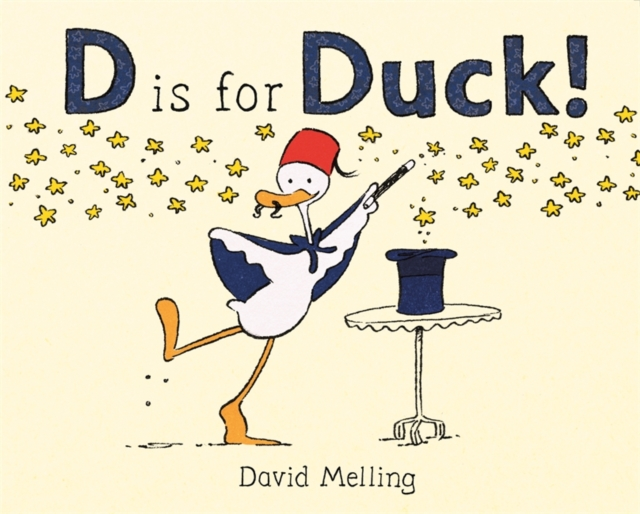 Cover for: D is for Duck!