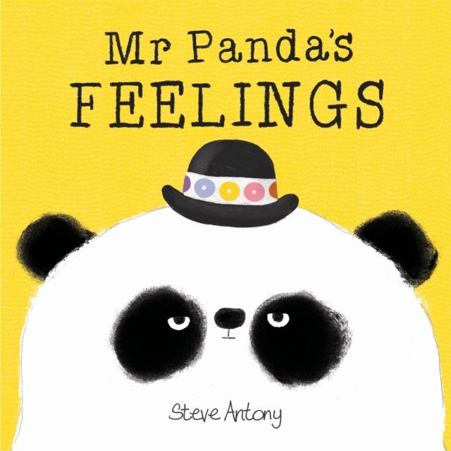 Image for Mr Panda's Feelings Board Book