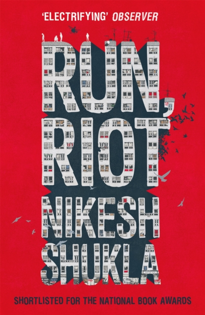 Cover for: Run, Riot
