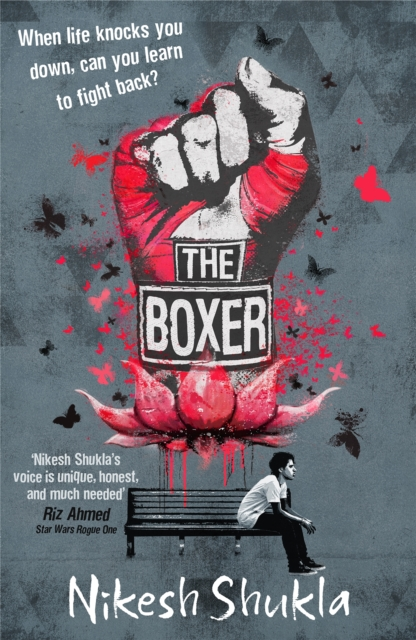 Cover for: The Boxer