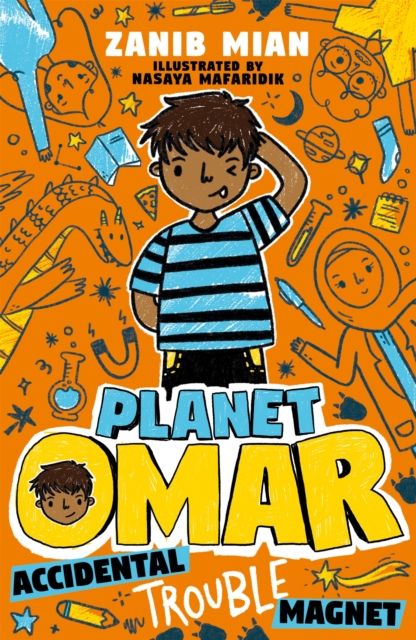Cover for: Planet Omar: Accidental Trouble Magnet : Book 1