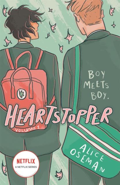 Image for Heartstopper Volume One