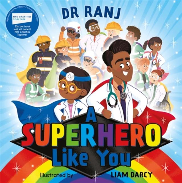 Cover for: A Superhero Like You