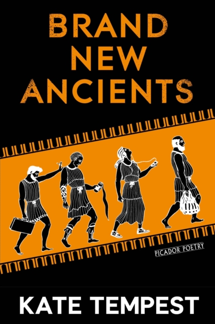 Cover for: Brand New Ancients