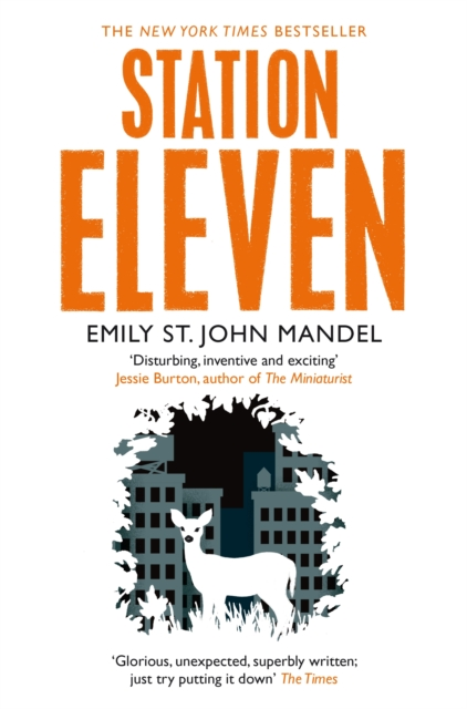 Cover for: Station Eleven