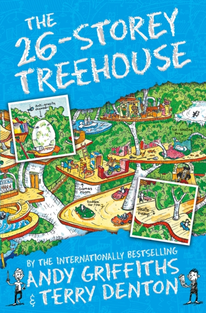 Cover for: The 26-Storey Treehouse
