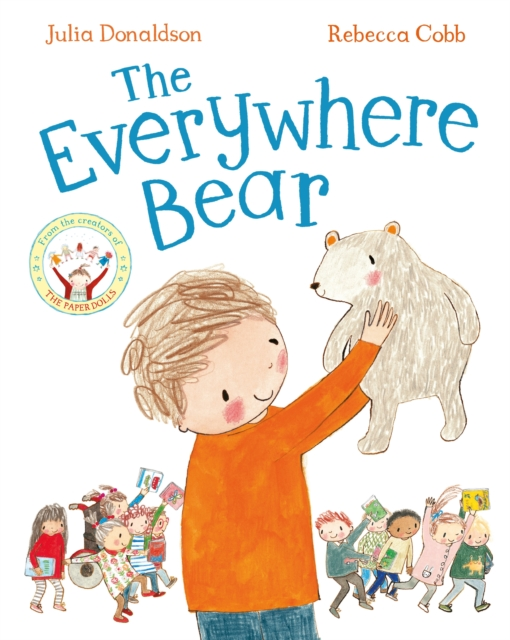 Cover for: The Everywhere Bear