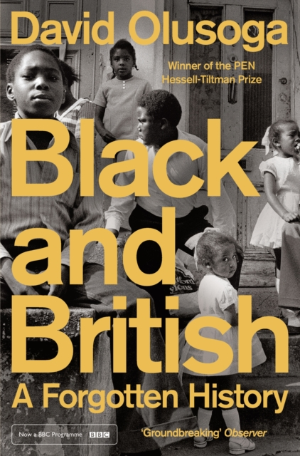 Cover for: Black and British : A Forgotten History