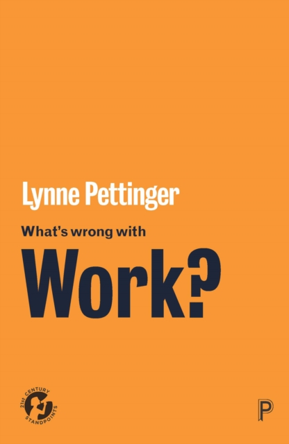 Image for What's Wrong with Work?