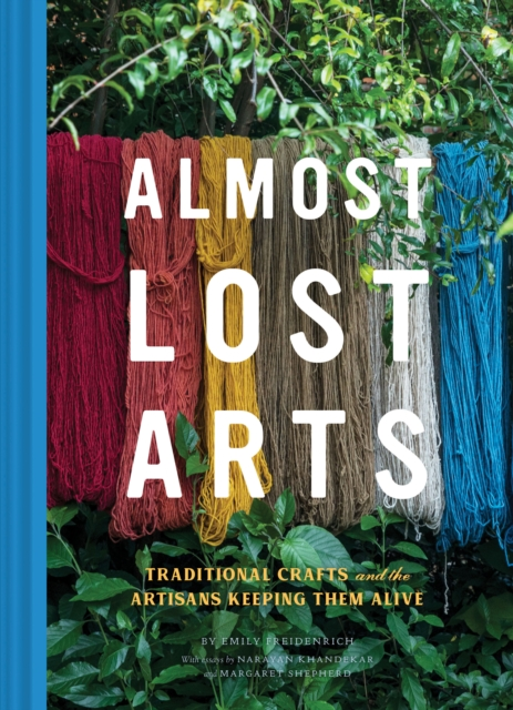 Cover for: Almost Lost Arts