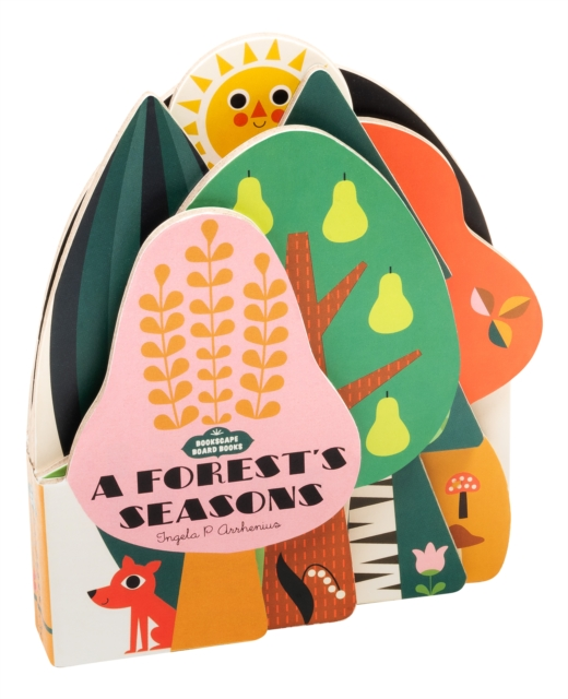 Cover for: Bookscape Board Books: A Forest's Seasons