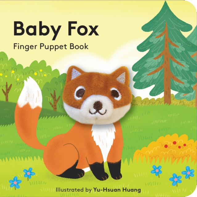 Cover for: Baby Fox : Finger Puppet Book