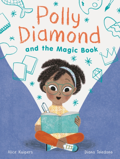Cover for: Polly Diamond and the Magic Book