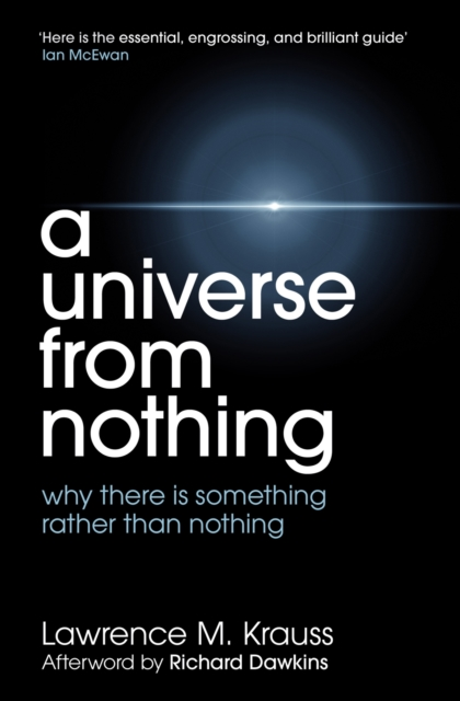 Image for A Universe From Nothing