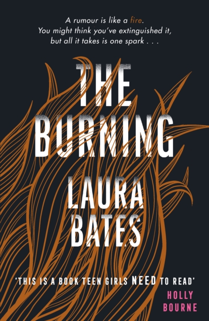 Cover for: The Burning