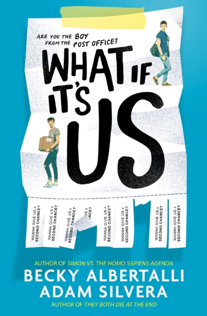 Cover for: What If It's Us