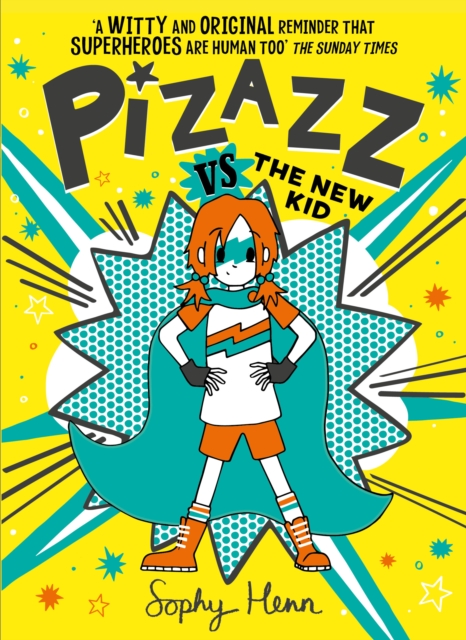 Cover for: Pizazz vs the New Kid : 2
