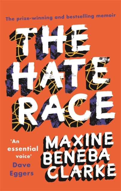 Cover for: The Hate Race