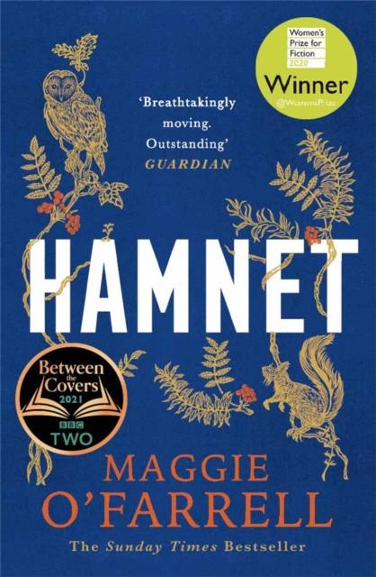 Image for Hamnet : WINNER OF THE WOMEN'S PRIZE FOR FICTION 2020