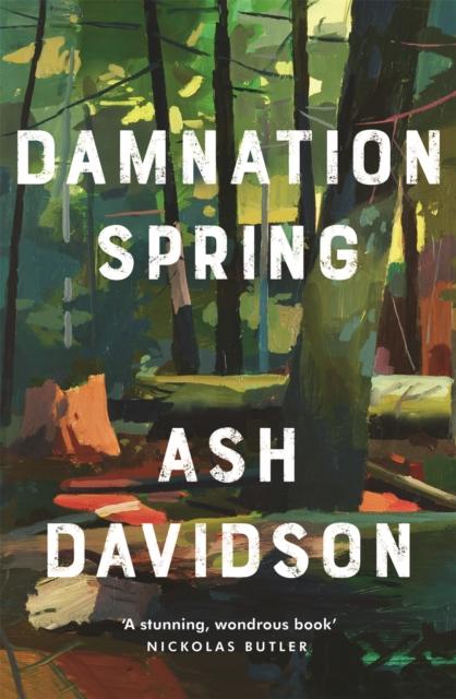 Image for Damnation Spring
