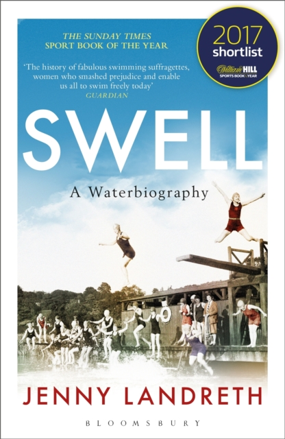 Cover for: Swell : A Waterbiography
