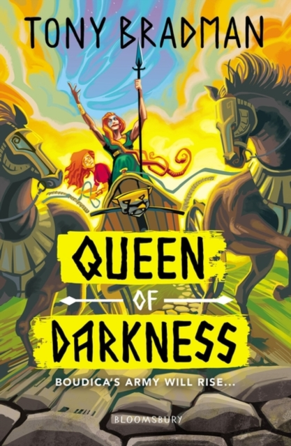 Cover for: Queen of Darkness : Boudica's army will rise...