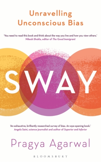 Cover for: Sway : Unravelling Unconscious Bias