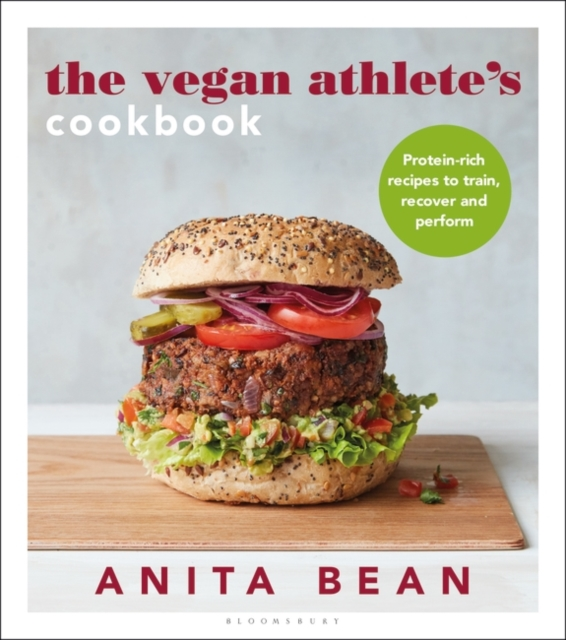 Image for The Vegan Athlete's Cookbook : Protein-rich recipes to train, recover and perform