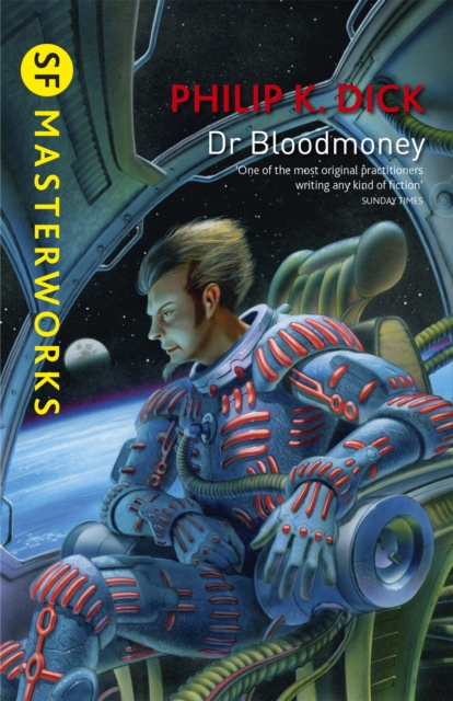 Cover for: Dr Bloodmoney