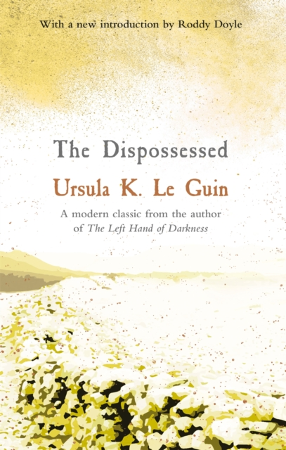 Cover for: The Dispossessed