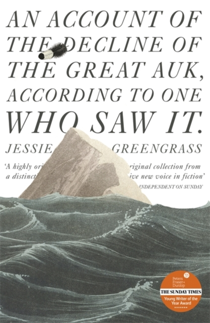 Cover for: An Account of the Decline of the Great Auk, According to One Who Saw It : A John Murray Original