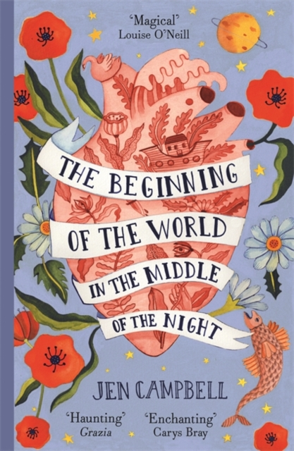 Cover for: The Beginning of the World in the Middle of the Night : an enchanting collection of modern fairy tales