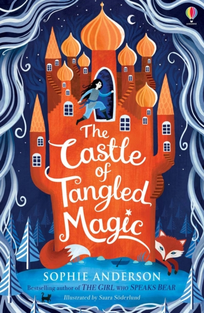 Cover for: The Castle of Tangled Magic