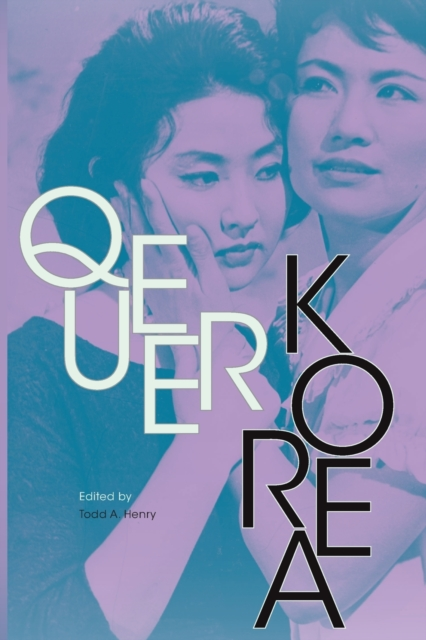 Cover for: Queer Korea