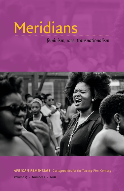 Cover for: African Feminisms : Cartographies for the Twenty-First Century