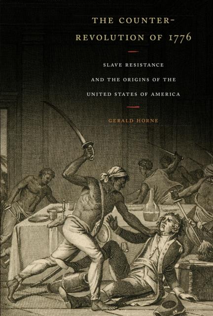 COUNTER REVOLUTION OF 1776, Horne, Gerald, 9781479806898