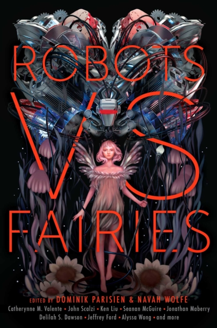 Cover for: Robots vs. Fairies
