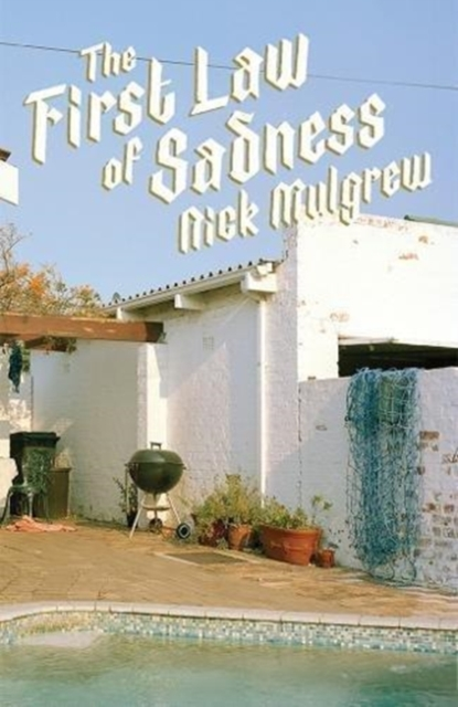 Cover for: The first law of sadness