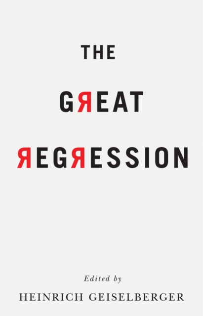 Cover for: The Great Regression