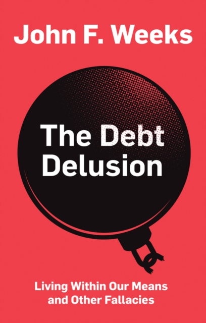 Cover for: The Debt Delusion : Living Within Our Means and Other Fallacies