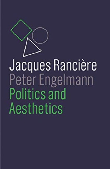 Cover for: Politics and Aesthetics
