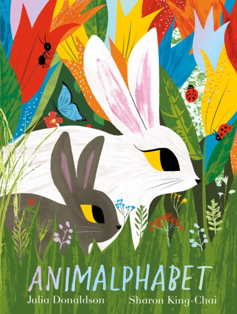 Cover for: Animalphabet