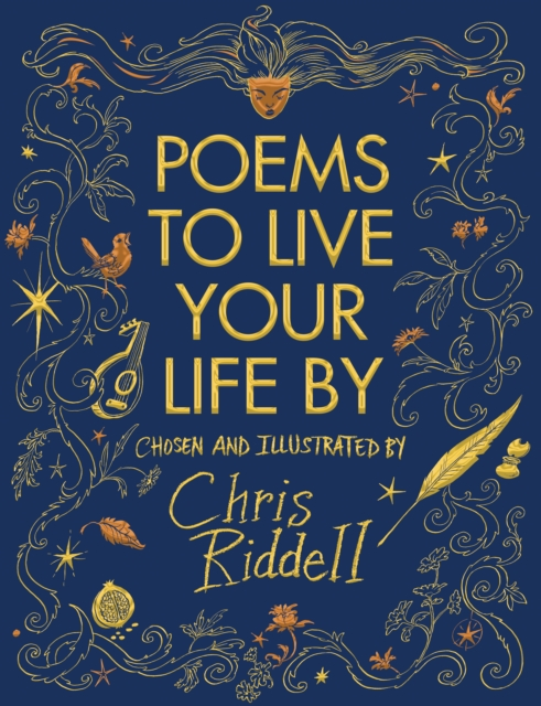Cover for: Poems to Live Your Life By