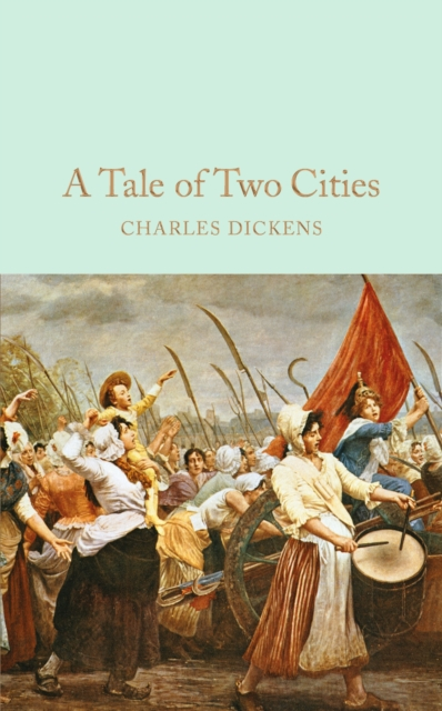 Cover for: A Tale of Two Cities