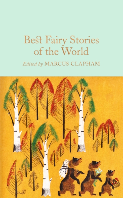 Cover for: Best Fairy Stories of the World