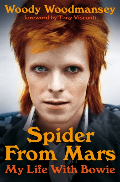 Cover for: Spider from Mars : My Life with Bowie