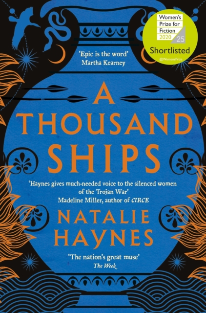 Cover for: A Thousand Ships