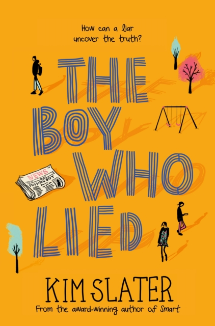Cover for: The Boy Who Lied