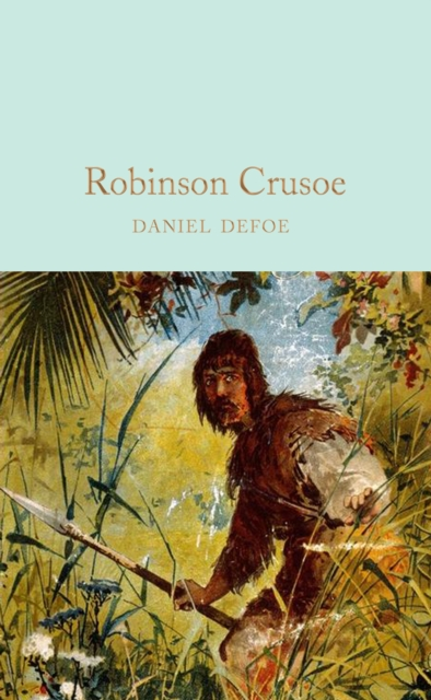 Cover for: Robinson Crusoe